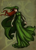The Green Witch by MistressBlackwater
