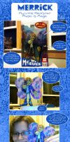 Merrick Action Figure by King-Wasted