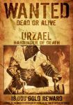 WANTED - Urzael by Mokhan