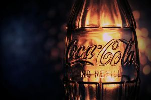 From light: Cocacola II by Zi0oTo