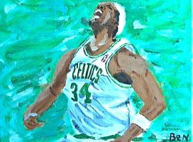 Paul Pierce, soul of Celtics by Ben1133