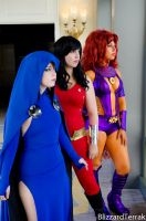 F14 - Teen Titans by BlizzardTerrak