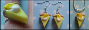 Lemon Meringue Pie collection by citruscouture