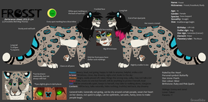 Official Frosst Reference 2013-14 by Lluma