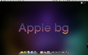 Apple bg by atanastsvetkov