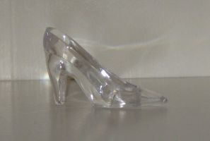 Glass Slipper 2 by GreenEyezz-stock