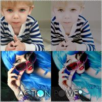 PHOTOSHOP ACTIONS + POWER by oursolemnhour89
