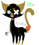 Siamese :REF: by Cornygraphy