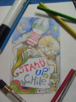 Stand Up del Bien by ayudachile