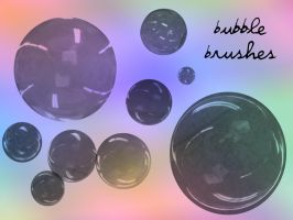 Bubble Brushes by christalynnebrushes