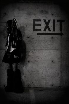 Cybergoth: Exit by Maomaoro