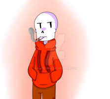 AT - Papyrus Underswap by ludmilabb2