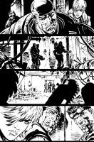 GOW issue 9 page 21 inks by LiamSharp