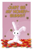 Just be my Honey-Bunny by Blue-Dreamcatcher