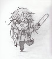 Grell by MissDarling23