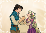 Tangled - Dance by Xutes