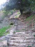 AR 17 Stairway to old hot spring by AngelaHolmesStock