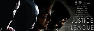 Justice League - Banner (fan-made) by Zedkate