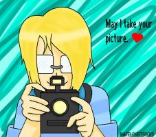 May i take your picture by IHATELOVEITSUCKS