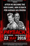 Chris Jericho Vs Shawn Micheals PayBack 2016 by A-XDesigner