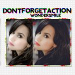 Don't forget accion by wondersmile