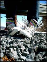 converse by courtneydead