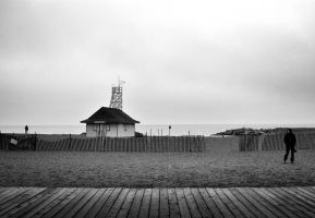 Beach In Spring by blink-click