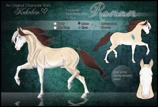 Ronan - Reference Sheet by Kukulein