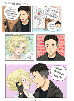 Birthday gift gone wrong Part 2 by Cassy-F-E