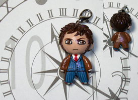 Doctor Who Charm by KingMelissa