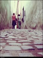 Chasing pavements by whateverLaura