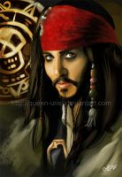Captain Jack by Queen-Uriel