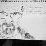 Walter White by getonthebus