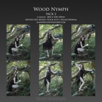 Wood Nymph Pack 2 by Elandria