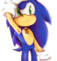 Sonic by adabaii