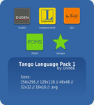 Tango Language Pack 1 by Unit66