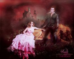 Beauty and the Beast by TayMayer