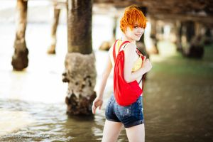 Misty - Pokemon I by fiathriel