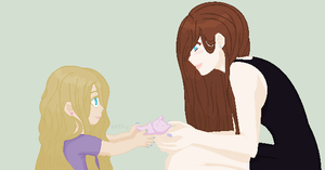 Bela And Fiva :Mother and Daughter: by HopeForTheFuture13