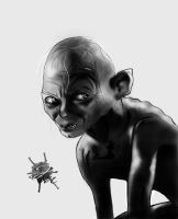 Gollum by Juliet-M
