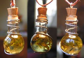 Magic Vial - Loch by Izile