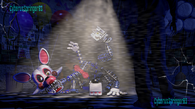 What The Heck Happened To This Thing? (SFM) by CyberusSpringer03