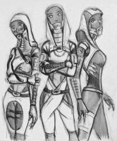 sketches Tali (104) by spaceMAXmarine