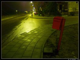 The Mailbox by p-dudko