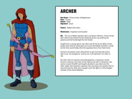 Archer by shubcthulhu