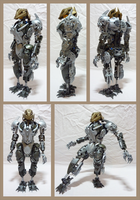 Bionicle MOC - Kuikari by Alex-Darkrai