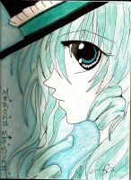 TopHat - Teal by kaitykrakz