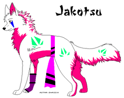 Jakotsu Breedable by xMaikoWolfx