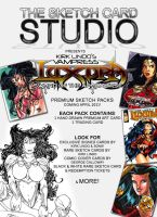 Luxura SketchcardSet Info by TheBoo