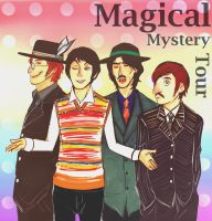 Magical Mystery Tour by Bruna-Chan